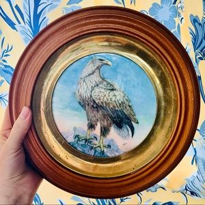 Eagle Vintage Collectable Wall Art